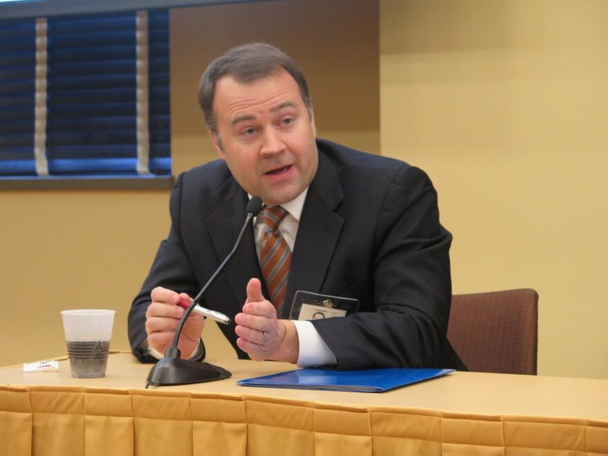 photo of David Pepper