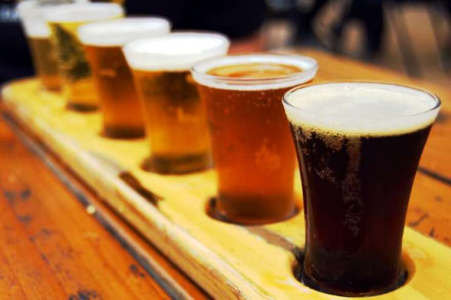 Tampa Bay has the highest density of breweries in Florida.