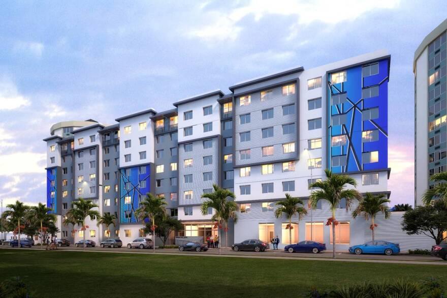 Brisas del Este Affordable Housing Unit