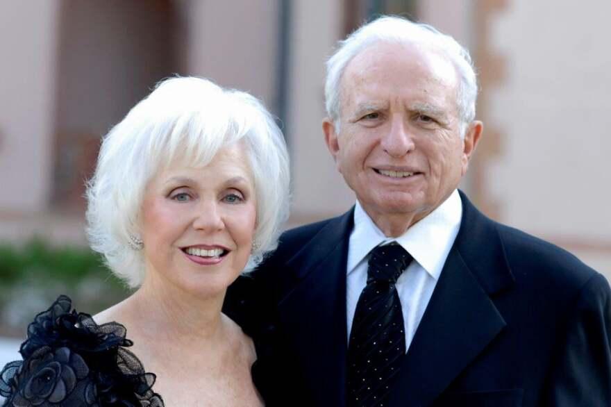 Photo of Charles & Margery Barancik