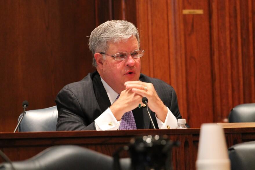 Senate Majority Leader Ron Richard, R-Joplin