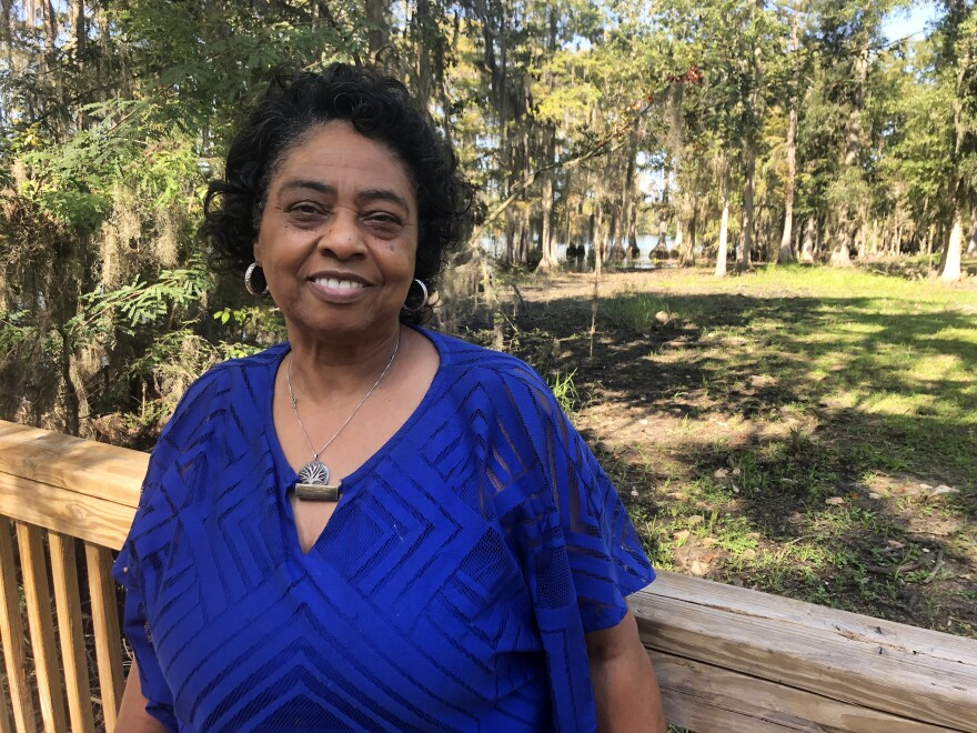 Shirley Sherrod is co-founder of the New Communities Land Trust founded 50 years ago as a safe haven for African-American farmers thrown off their land during the civil rights movement.