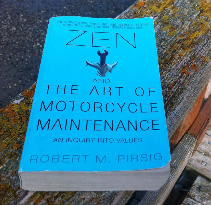 <em>Zen and the Art of Motorcycle Maintenance</em> was one of just two books that Pirsig wrote. It has endured as a work of popular philosophy.