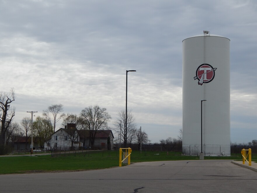 Tecumseh is a rural school district that includes the towns of Medway and New Carlisle.  latino ed