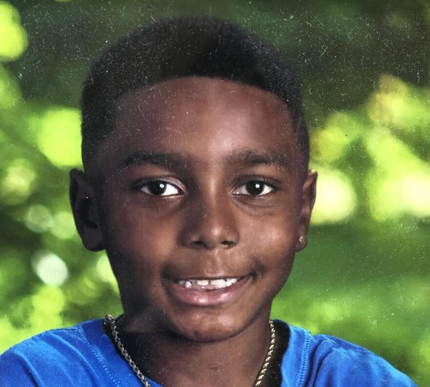 Eddie Hill IV was 10 years old when he was shot on the porch of his home on July 20, 2019.