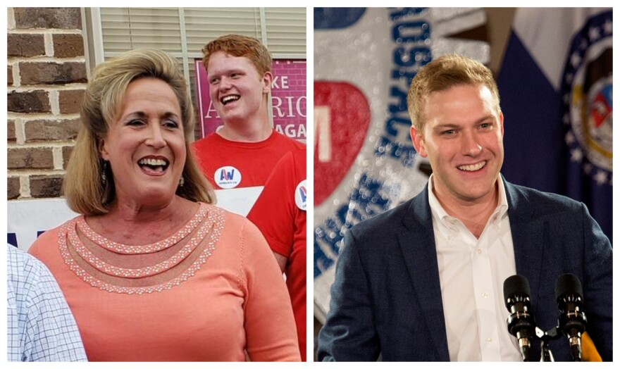 Democrat Cort VanOstran and Republican Congresswoman Ann Wagner, R-Ballwin are battling it out in Missouri's 2nd Congressional District.
