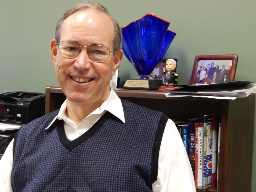 Former Ohio Governor Bob Taft says he disagrees with his cousins on marijuana. But the disagreement is quite civil.