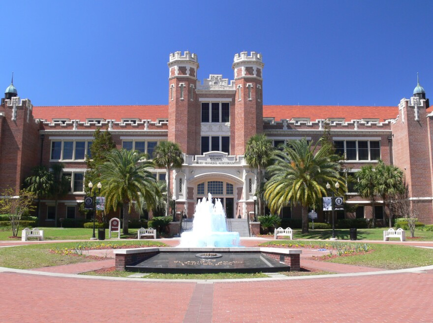 The warning said the FSU College of Medicine failed to meet standards.