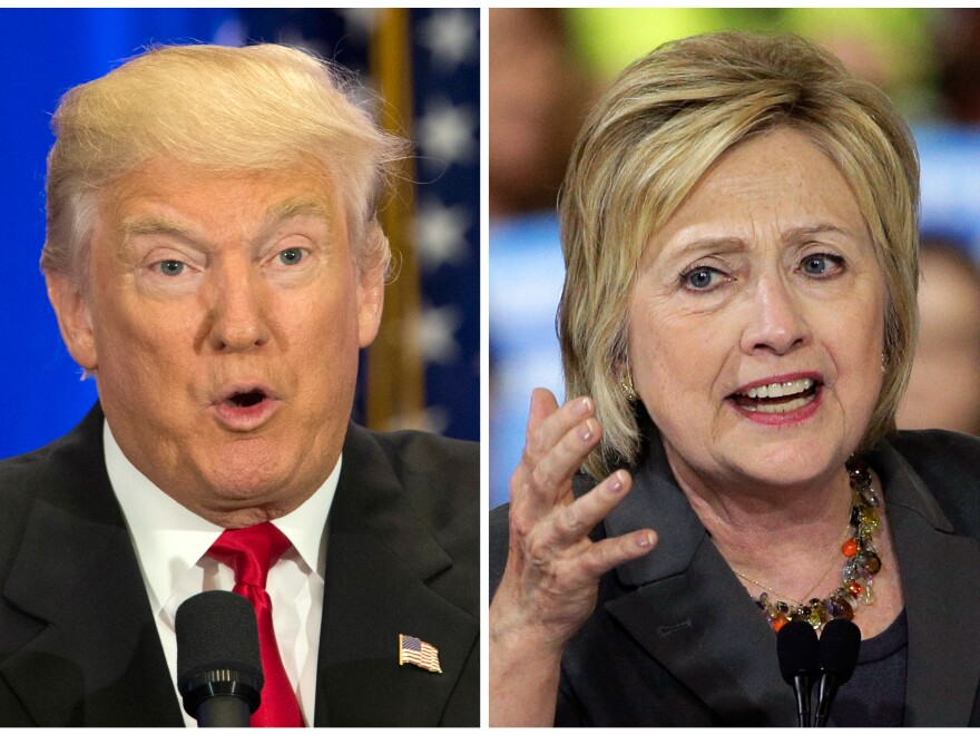 Donald Trump and Hillary Clinton delivered competing economic speeches this week.