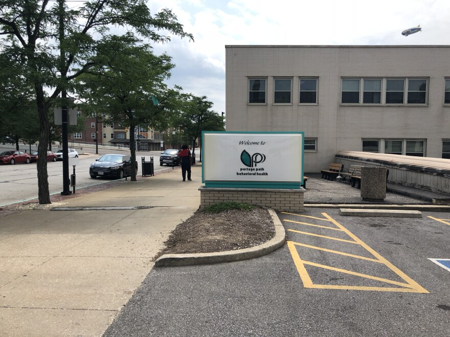 Portage Path Behavioral Health in Akron is one of many low-income mental healthcare providers statewide.