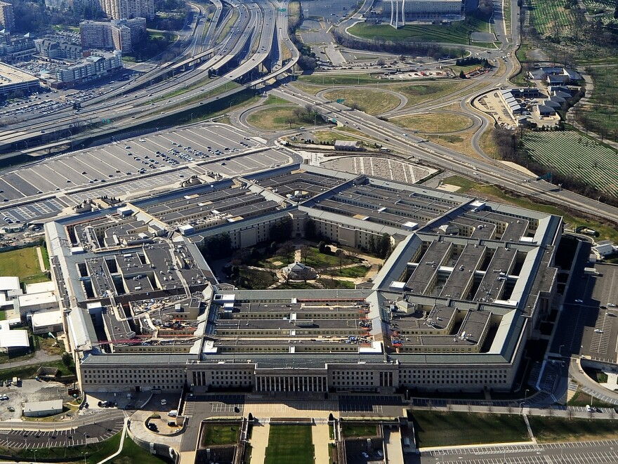 The Pentagon said Wednesday that it will extend benefits to same-sex spouses of service members and civilian employees.