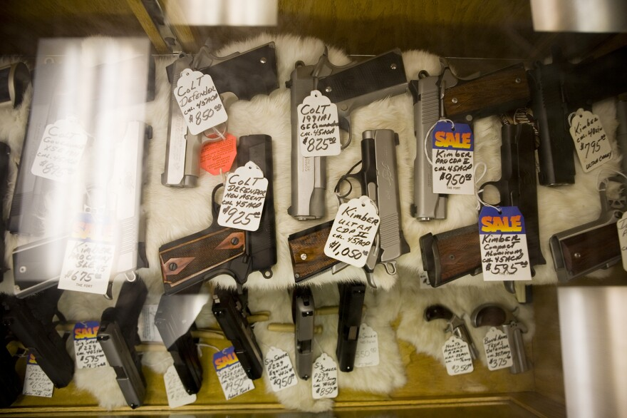 Closing loopholes in background checks for gun purchases would reduce the risk of death and injury, doctors' and attorneys' groups say.