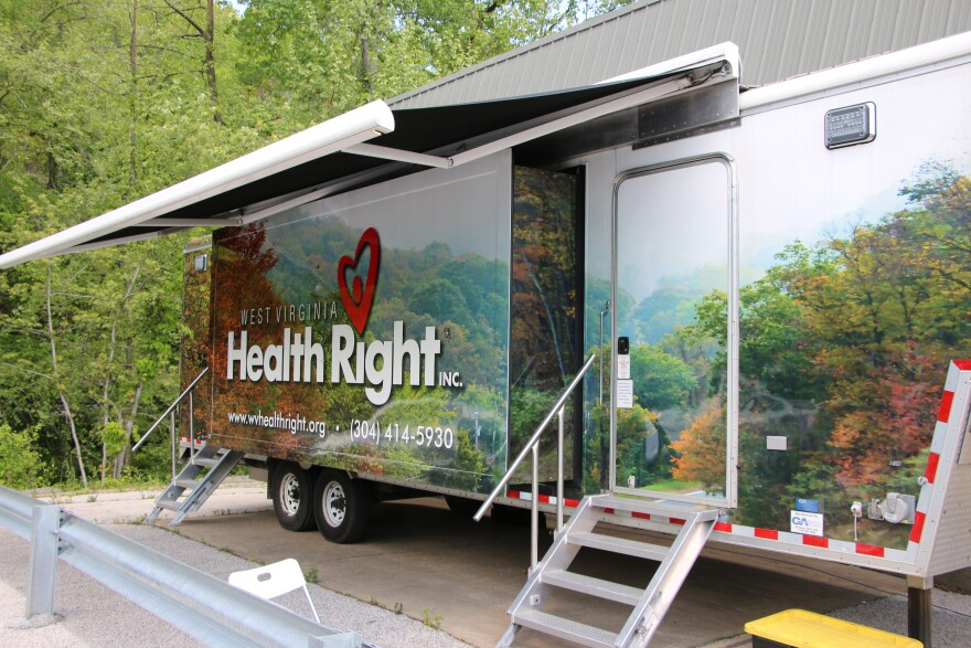 Health Right Mobile Dental Clinic Exterior