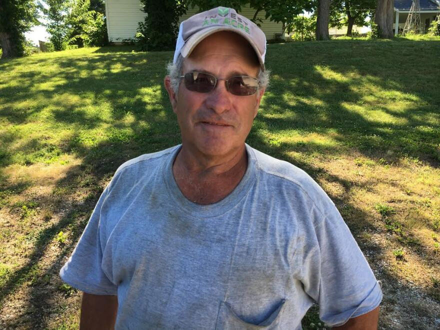 Marion County farmer Ralph Griesbaum says Democrats in northeast Missouri have suffered from a perception that the national Democratic Party is too liberal.