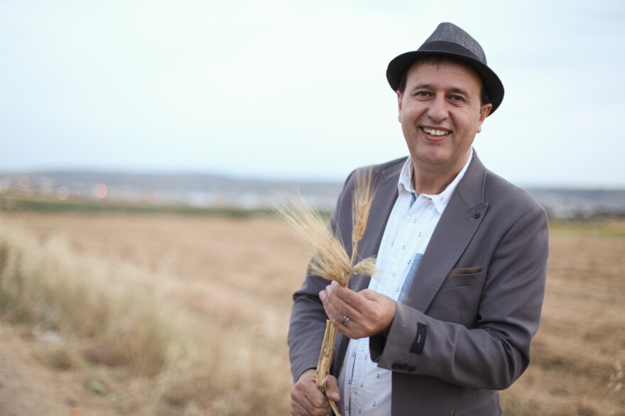 Nasser Abufarha, founder of the Palestine Fair Trade Association, said he is planning to roll out a freekeh product to the American market. Abufarha says freekeh is far more profitable for small-scale farmers to produce than ripe wheat.