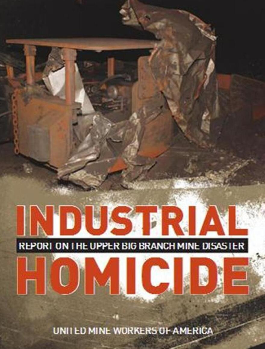 <p>The United Mine Workers report.</p>