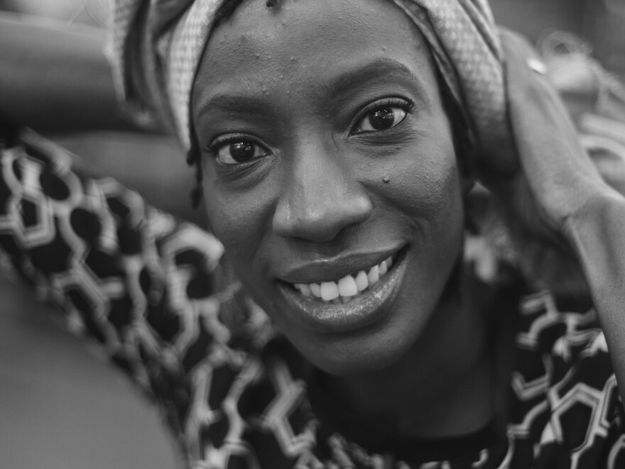 Yewande Omotoso lives in Johannesburg, where she works as an architect.