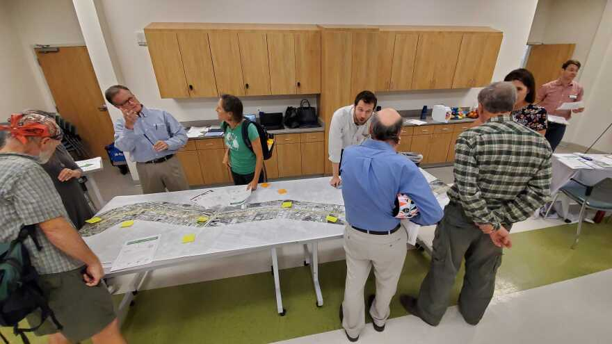 CAMPO hosts an open house in November looking at options for the Bergstrom Spur, an unused rail line in South Austin.