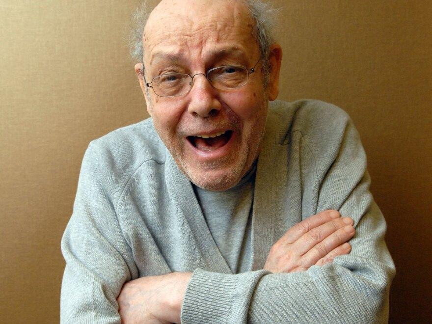 Jazz pianist and composer Misha Mengelberg.