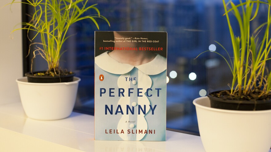 The Perfect Nanny, by Leila Slimani