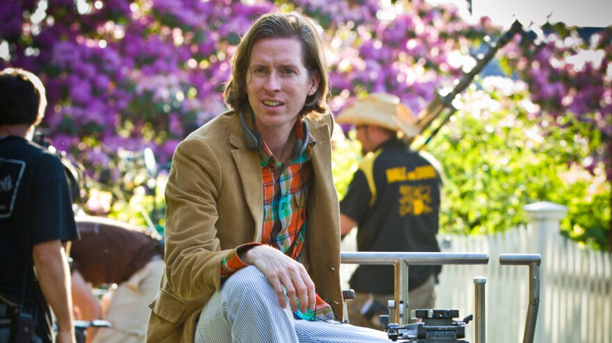 Wes Anderson's <em>Moonrise Kingdom</em> opened the 2012 Cannes Film Festival. He received Academy Award nominations for <em>The Royal Tenenbaums </em>and <em>Fantastic Mr. Fox</em>.