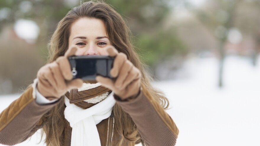 Most phones function fine around 32 degrees, but once the temp starts to drop, many keel over.