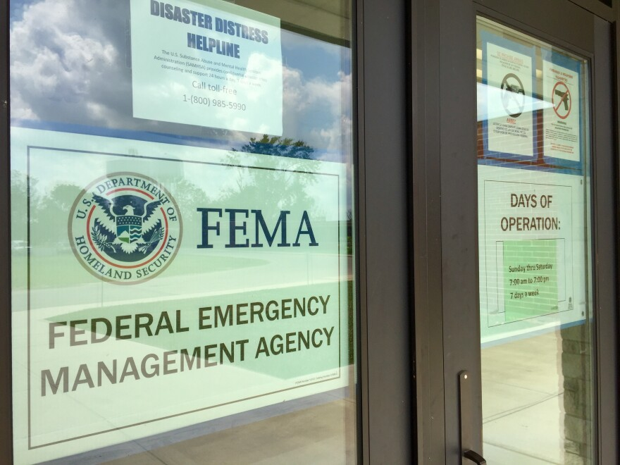 Four FEMA Disaster Recovery Centers will be open Thursday, July 4, to help people affected by the storms.