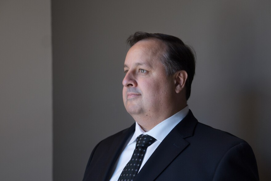 Former Office of Government Ethics Director Walter Shaub wants to see reforms to strengthen the office.