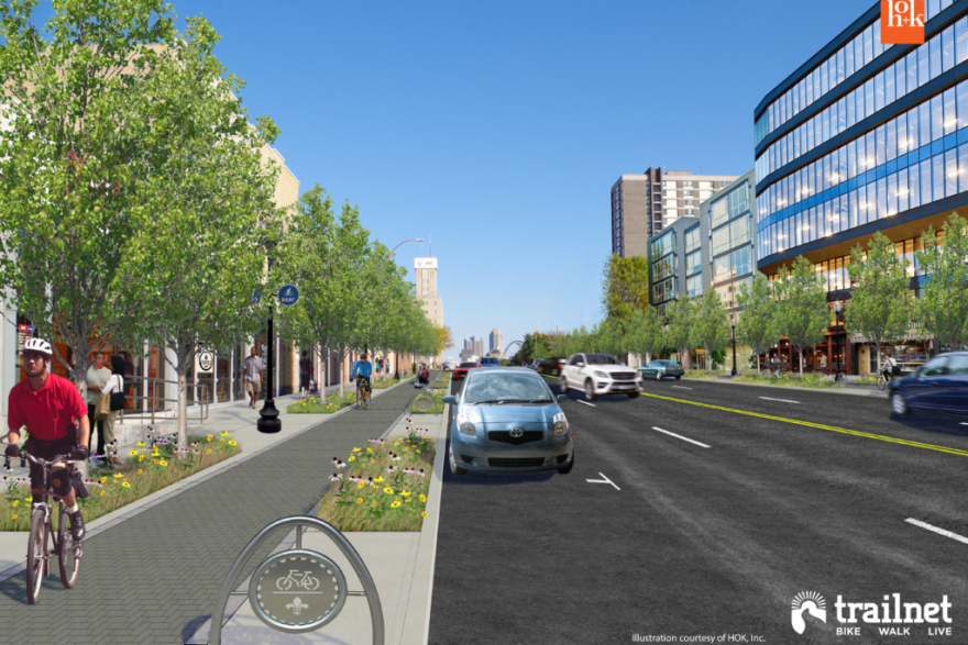 Trailnet officials suggest quick action is needed on the proposed network. They say St. Louis could lose economic opportunities and potential new residents to cities that already have such a trail system.