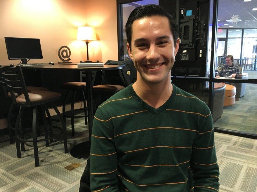 photo of Jacob Calloway