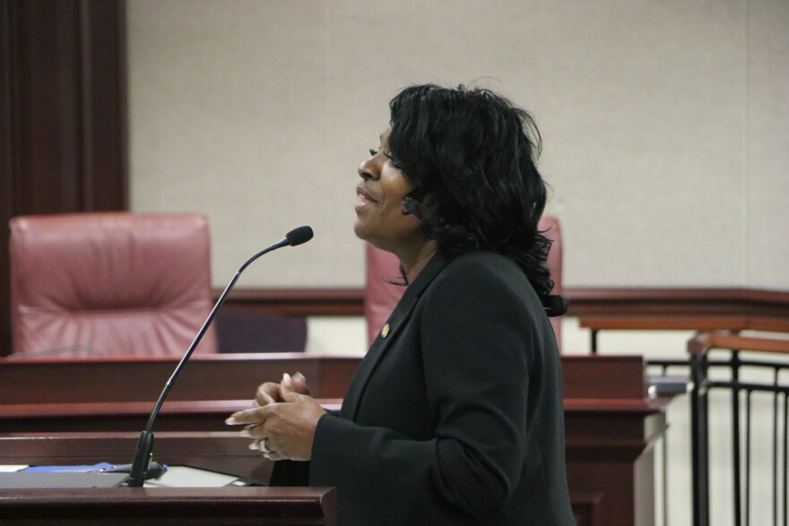 Democratic Rep. Dianne Hart is backing a gain time bill in the Florida House for the 2020 session.