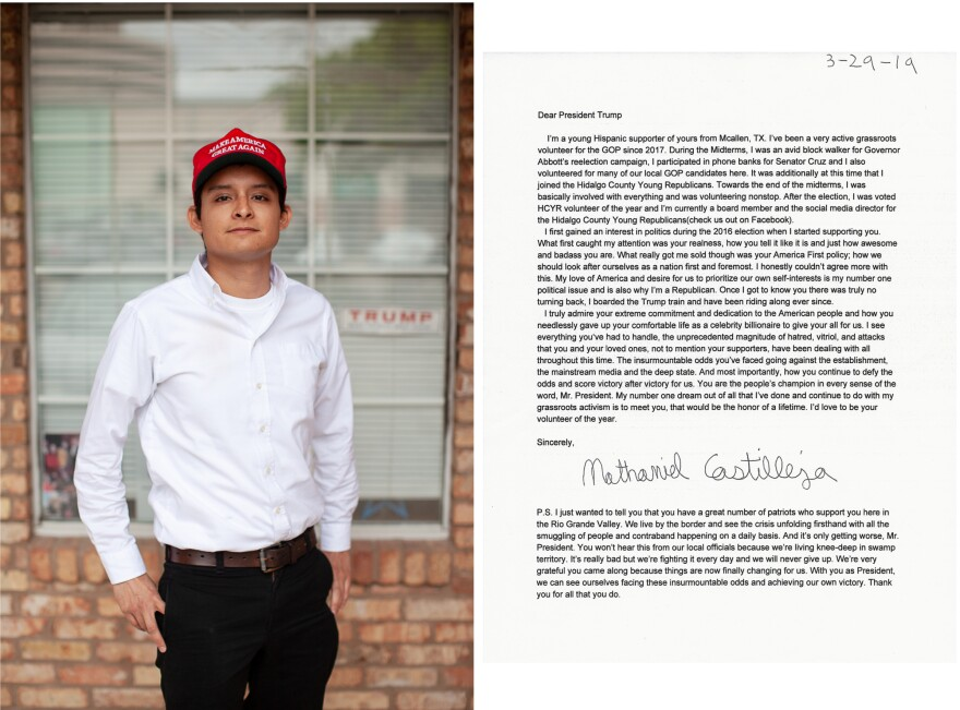 McAllen, Texas: Nathaniel Castilleja