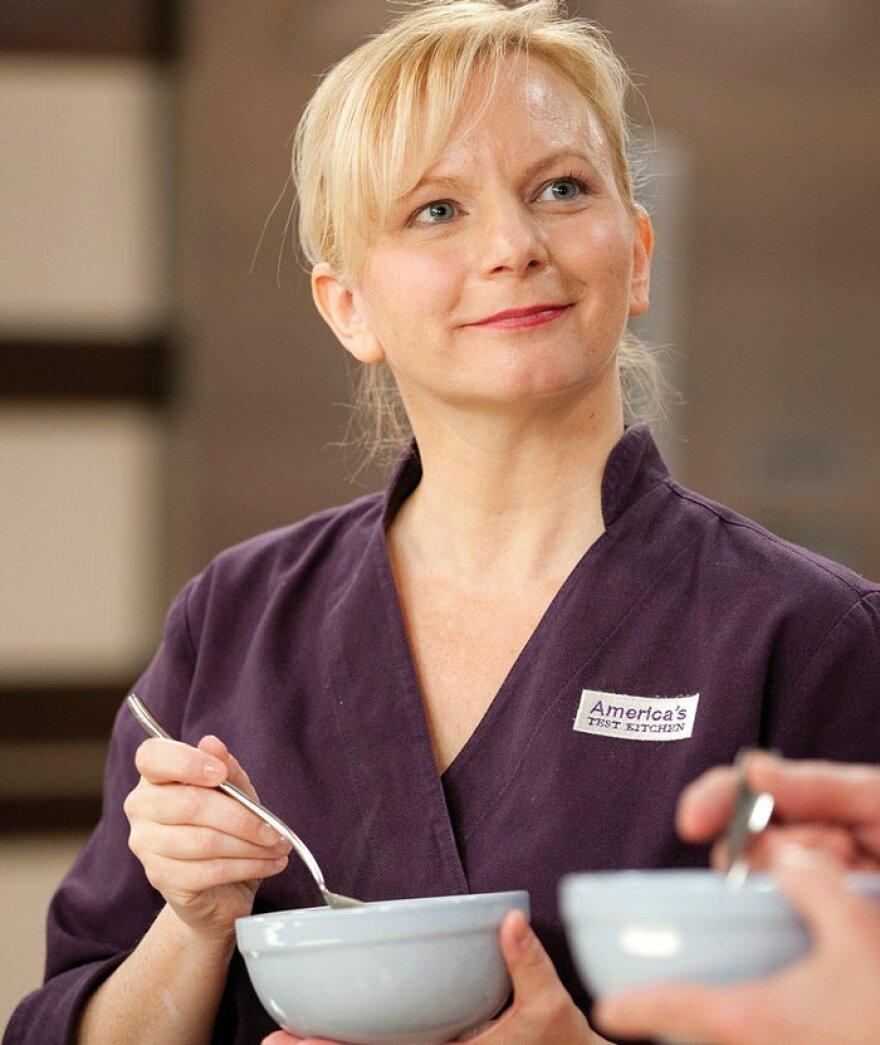Bridget Lancaster Of America S Test Kitchen Returns To West Virginia Wvpb