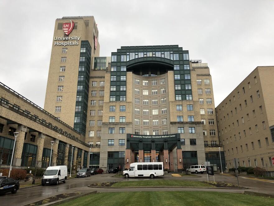 photo fo University Hospital