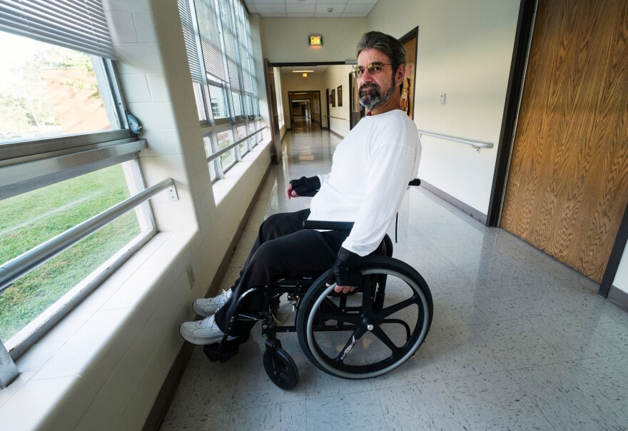 "Francis Brauner was instrumental in helping launch a class-action lawsuit on behalf of current inmates at Louisiana's Angola prison, suing for care that allegedly caused them ""needless pain and suffering."""