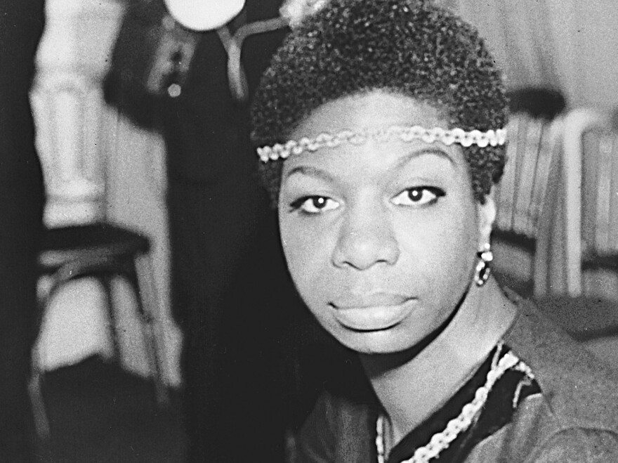 Nina Simone was one of the voices that helped shape the civil rights movement.