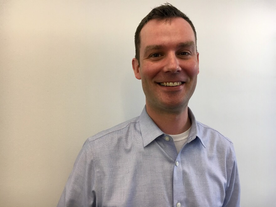 Democrat Mark Osmack announced earlier this year his bid to take on Koenig.