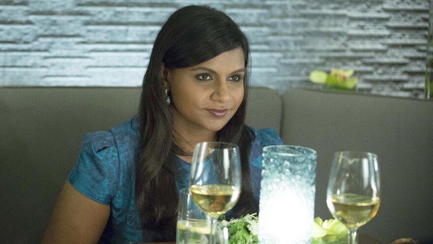 Before creating <em>The Mindy Project</em>, Mindy Kaling wrote and appeared in NBC's <em>The Office</em>.
