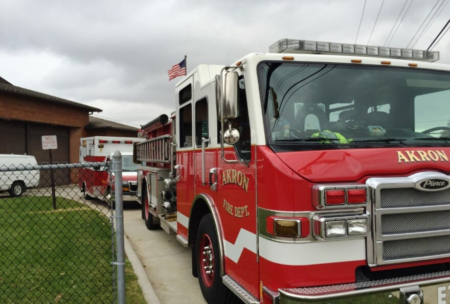 Akron Fire Department Station 7