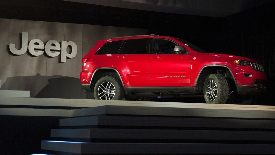 The Jeep Grand Cherokee is one of the few vehicles made inside the city of Detroit today.