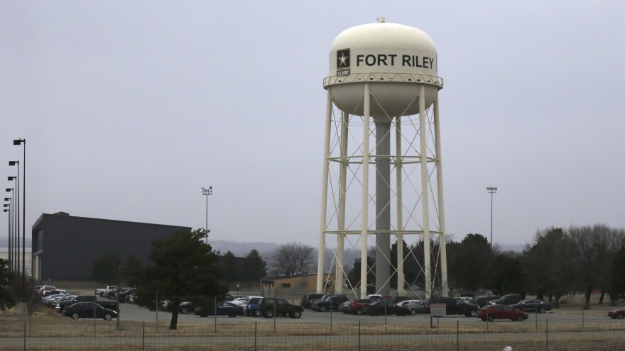 Army Spc. Jarrett William Smith, stationed at Fort Riley, Kansas, was charged Monday with distributing bomb-making information over social media.