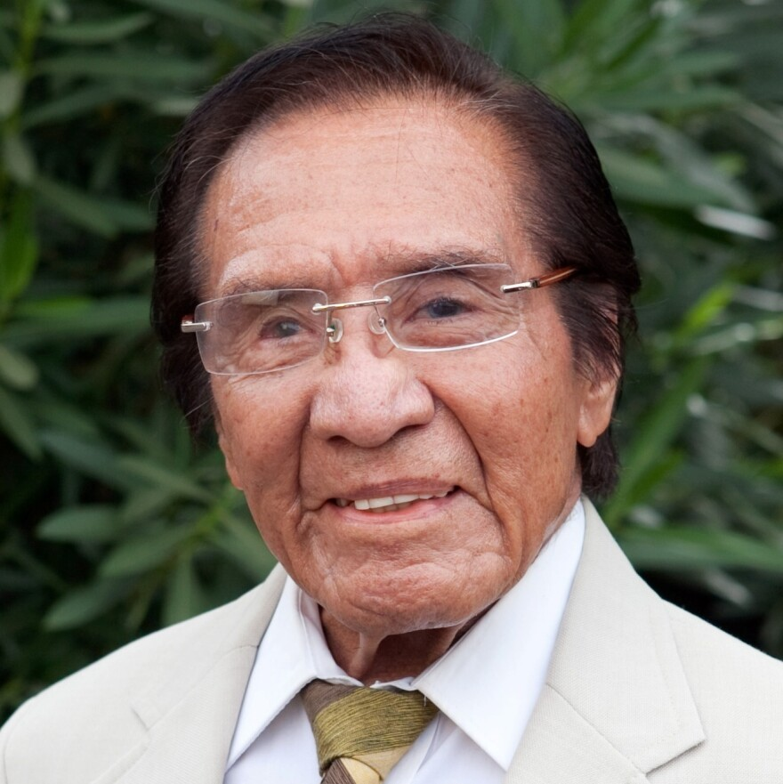 Dr. José Gabriel López-Plascencia spent over 60 years providing health care for low-income families in Phoenix.