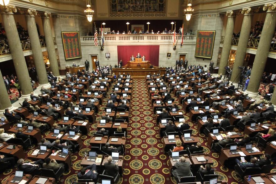 Democrats are in the super minority in both the Missouri House and the Missouri Senate.