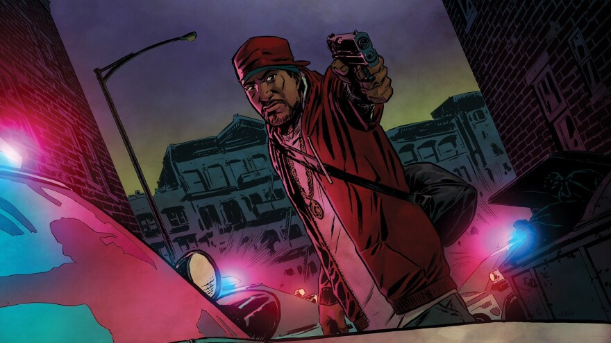 Ghostface Killah's new album, <em>36 Seasons,</em> sees the rapper revive his Tony Starks alter ego.