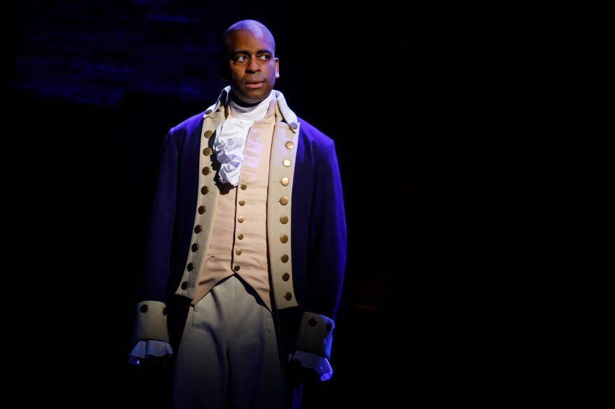 On Broadway, Daniel Breaker shines as Alexander Hamilton's greatest rival, Aaron Burr. In the kitchen, he also creates a stir, sir. But whether acting or cooking, both require perseverance and experimentation.