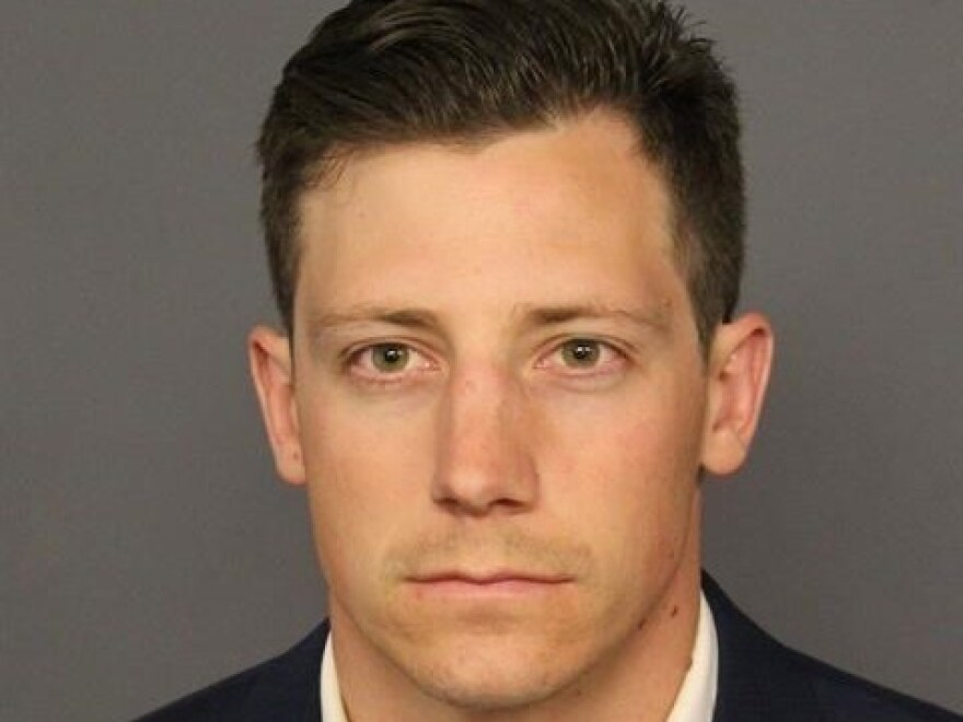 FBI agent, Chase Bishop, is being charged with second-degree assault following accidental firing of his gun in a Colorado bar.