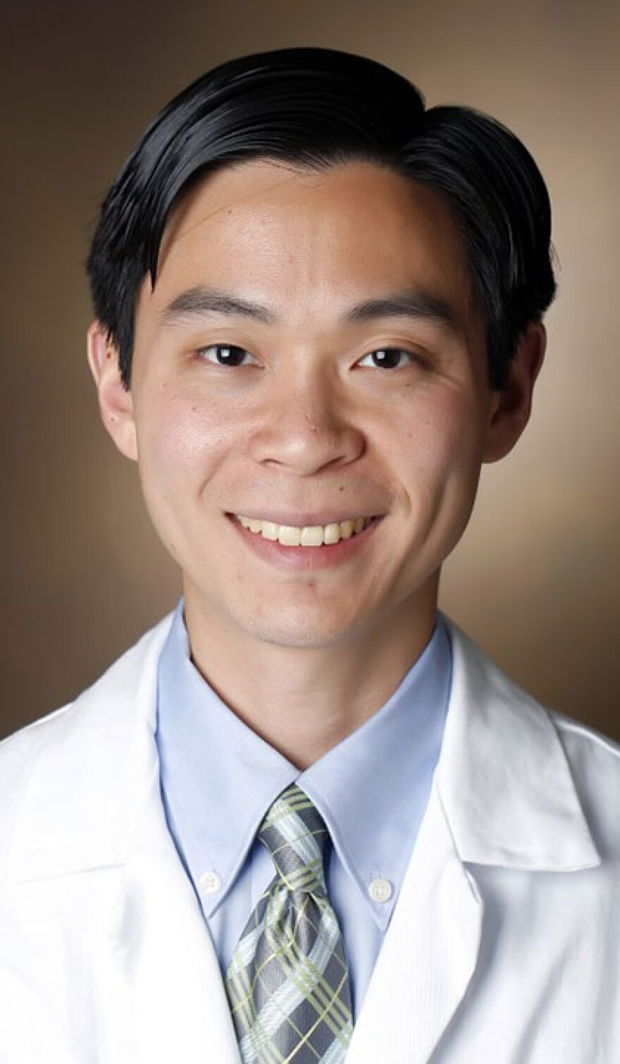 Dr. Kimbell Kornu works on the ethics committee at SSM Health St. Louis University Hospital.
