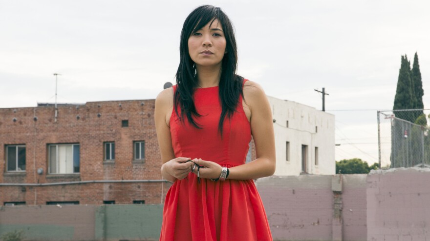Thao & The Get Down Stay Down's new album is titled <em>We The Common</em>.