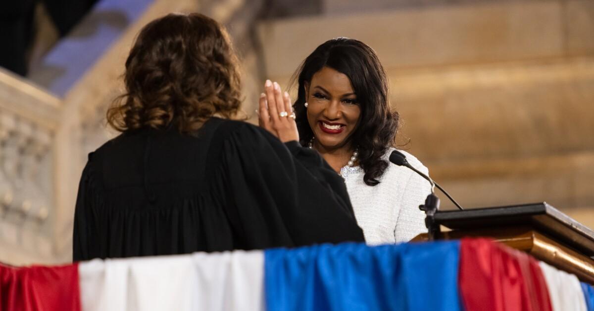 As Tishaura Jones Makes History, She Promises Change For St. Louis