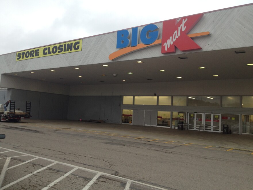The Kmart store in Springfield has closed. As a result of the store's closure, 68 jobs will be lost.